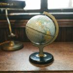 地球儀 世界 外国